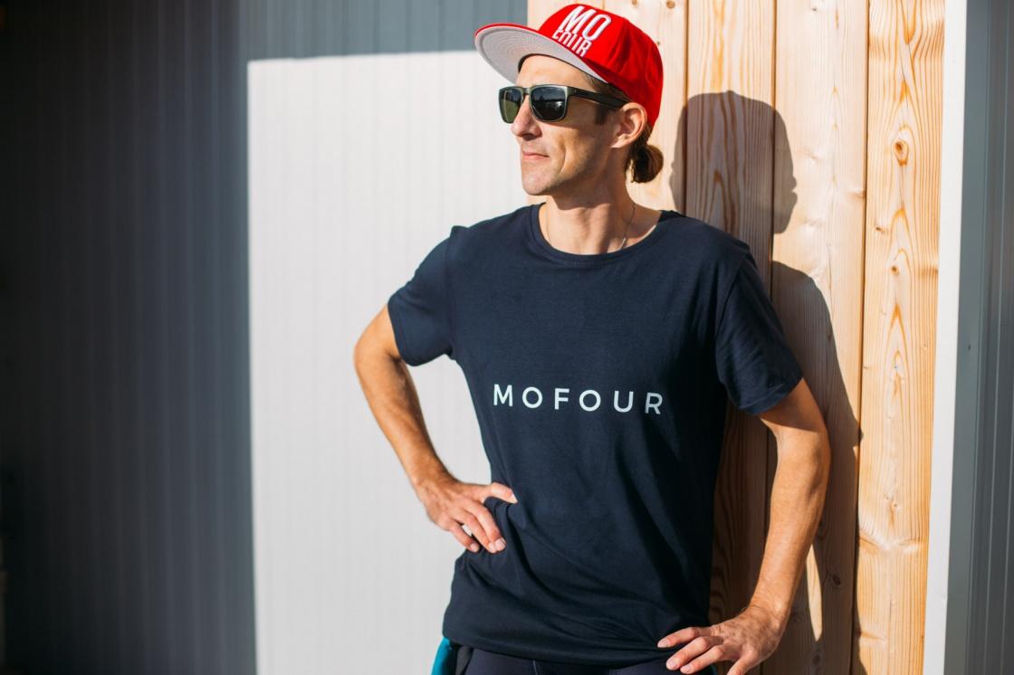 Mofour Blue Shirt
