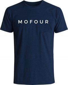 Mofour-T-Shirt-Blue