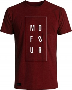 Mofour-T-Shirt-Red
