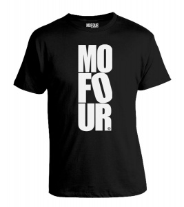 Mofour T-Shirt Black