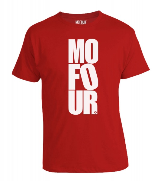 Mofour T-Shirt Red